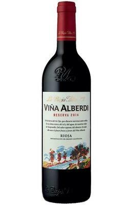 12 Bottles -La Rioja Alta Vina Alberdi Reserva 2014