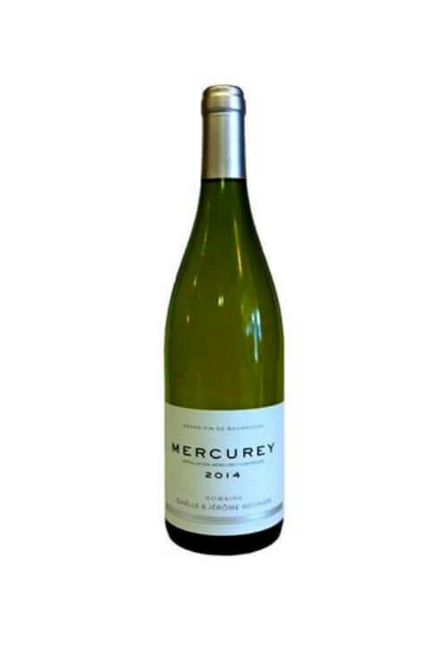 12 Bottles - Meunier Mercurey Blanc 2017