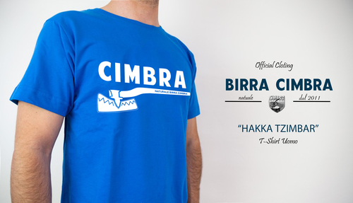 "T-Shirt Cimbra ""Hakka"" Uomo"
