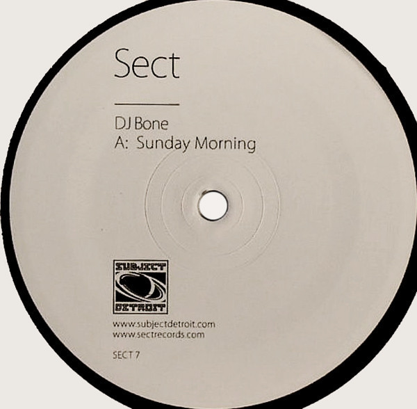 SECT7 | MY SUNDAY| DJ BONE