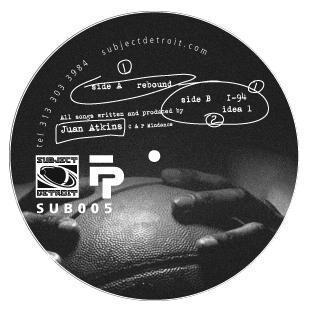 SUB005 | REBOUND EP | JUAN ATKINS **WAV