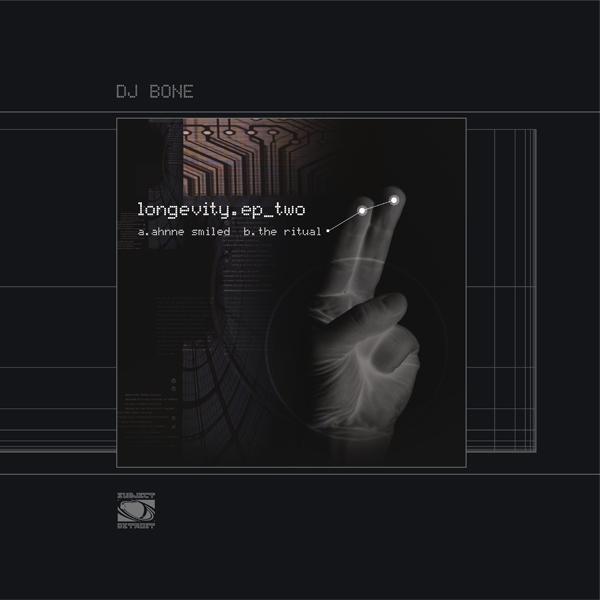 SUB008 | LONGEVITY EP 2 | DJ BONE **WAV