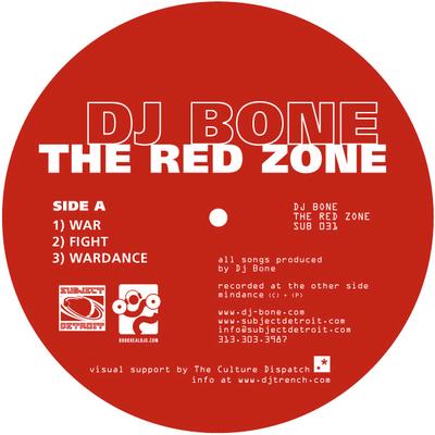 SUB031 | THE RED ZONE EP | DJ BONE **WAV