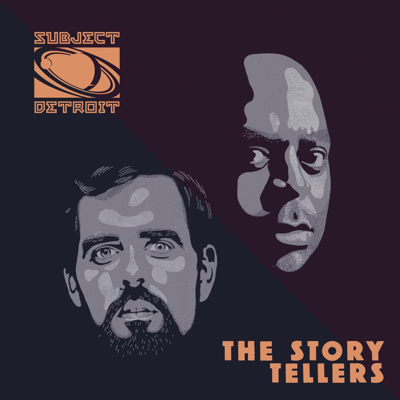 SUB041 | The STORYTELLERS EP | The STORYTELLERS (DJ BONE & DEETRON)