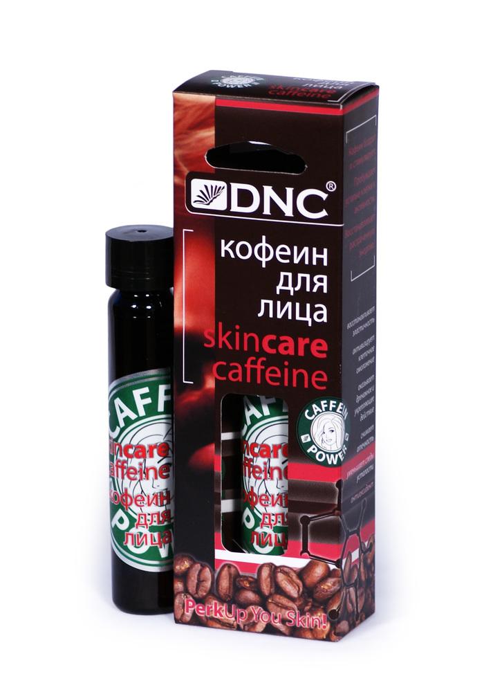 Кофеин для лица, DNC, 26 мл