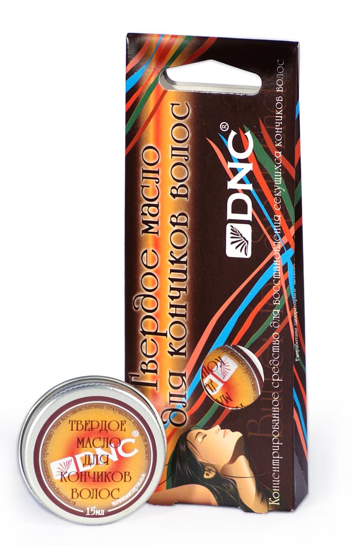 Твердое масло для кончиков волос, DNC, 15мл