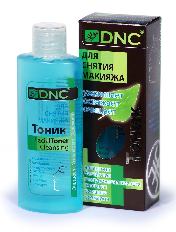 Тоник для снятия макияжа, DNC, 150мл