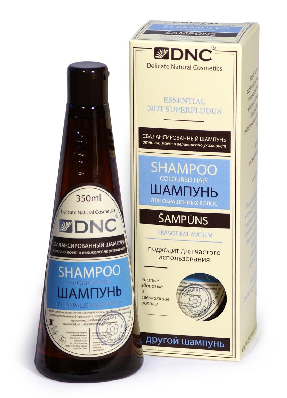 Шампунь для окрашенных волос, DNC, 350мл (без SLS)