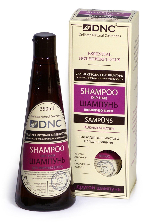 Шампунь для жирных волос,  DNC, 350мл (без SLS)