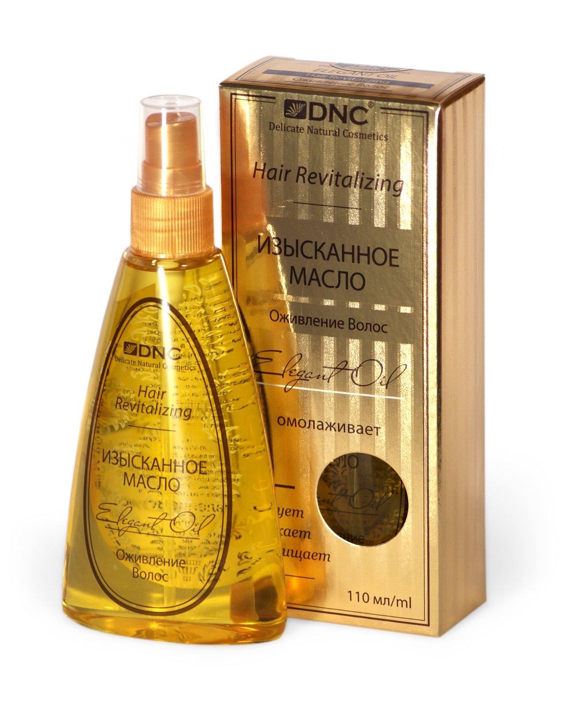 """Изысканное масло """"Оживление волос"""", DNC, 110 мл"""