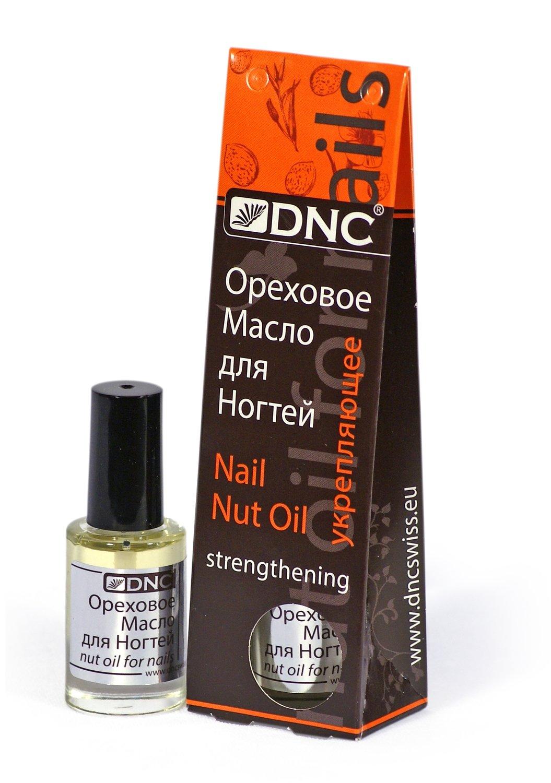 Ореховое масло для ногтей укрепляющее, DNC, 6мл