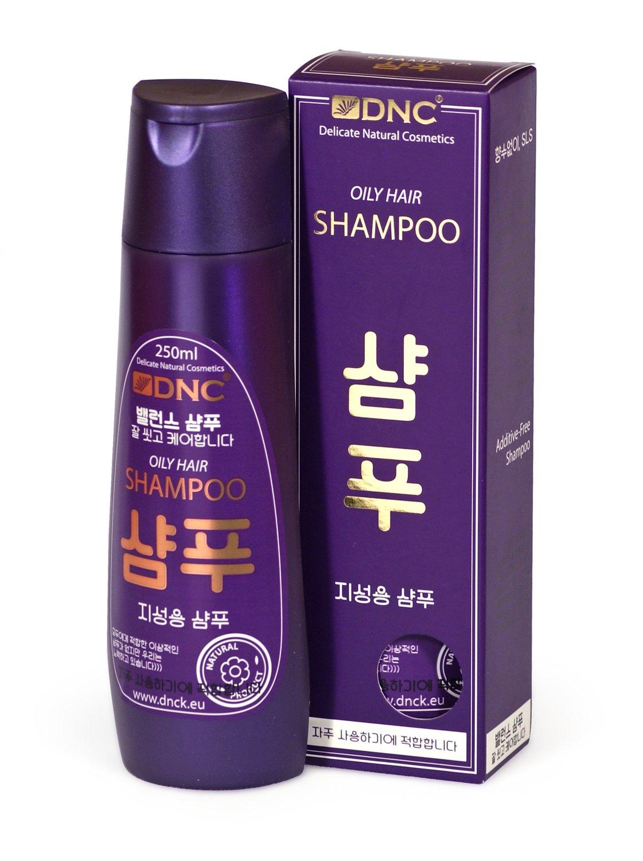 Шампунь для жирных волос (Корея), без SLS, 250 мл