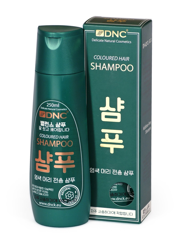 Шампунь для окрашенных волос (Корея), без SLS, 250 мл