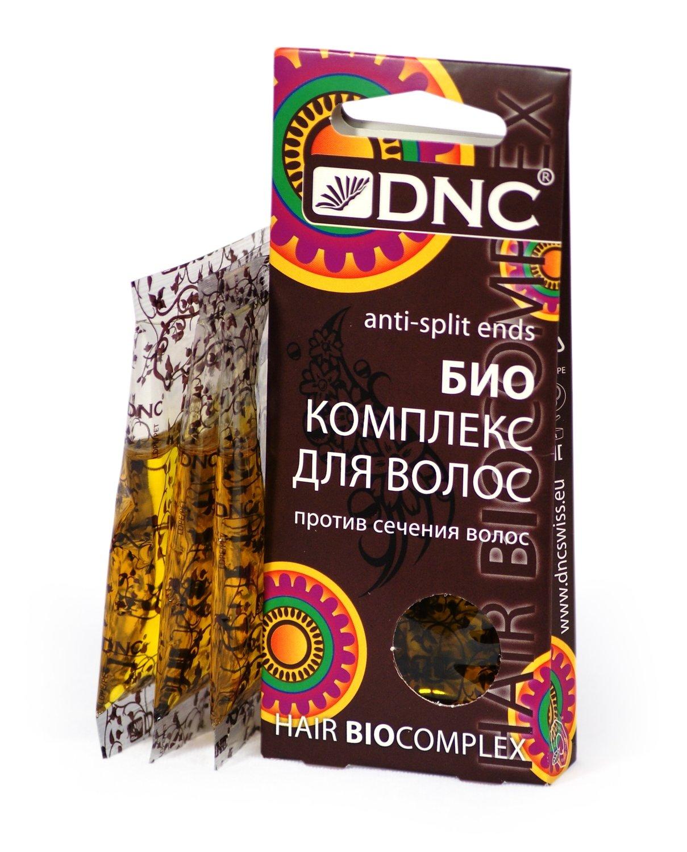 Биоактивный комплекс против сечения волос, DNC, 3*15мл