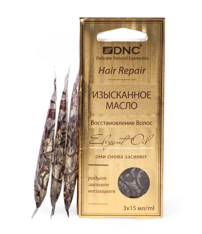 Изысканное масло Восстановление волос, DNC, 3*15 мл
