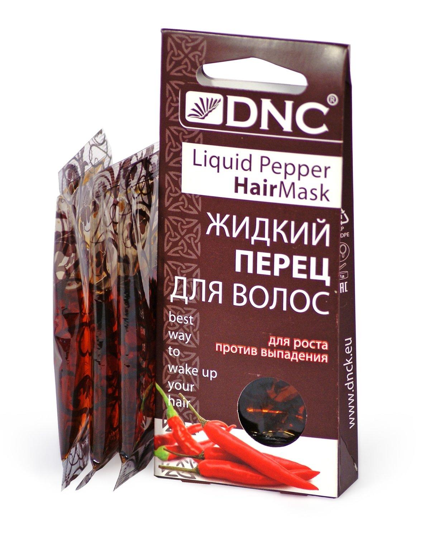 Жидкий перец для волос, DNC, 3х15 мл