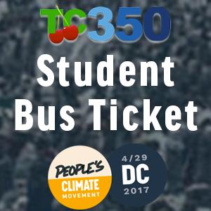 Bus Trip - Student TC to DC roundtrip