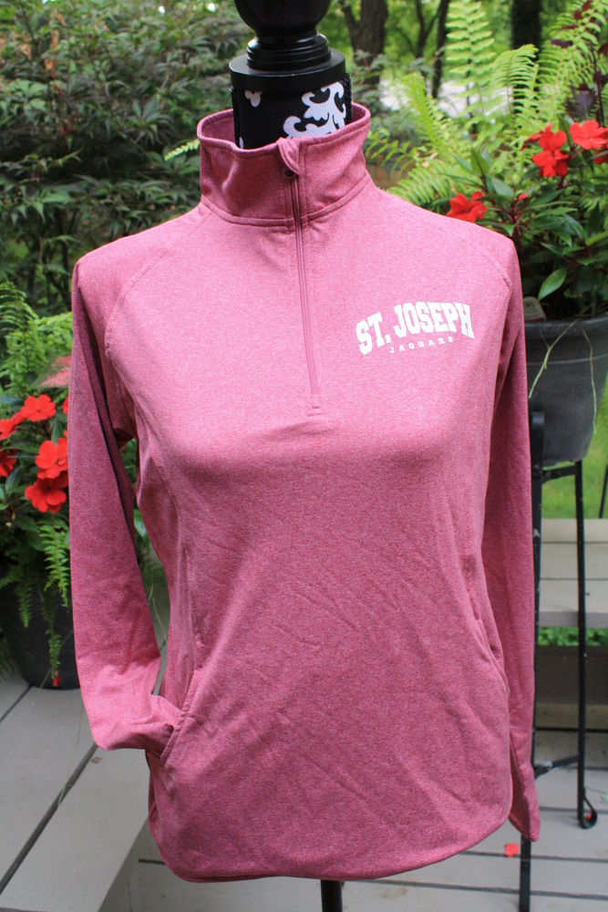 Ladies Sport-Tek 1/4 Zip Pullover