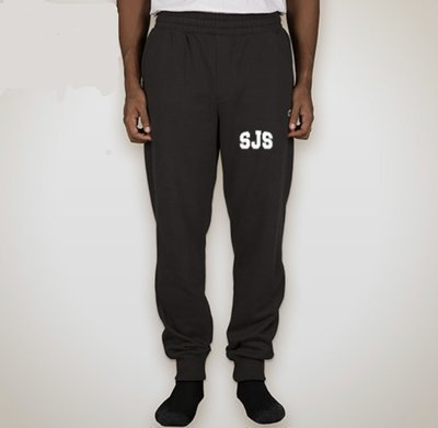 AUGUSTA JOGGER with WHITE SJS imprint - Ladies and Mens ONLY