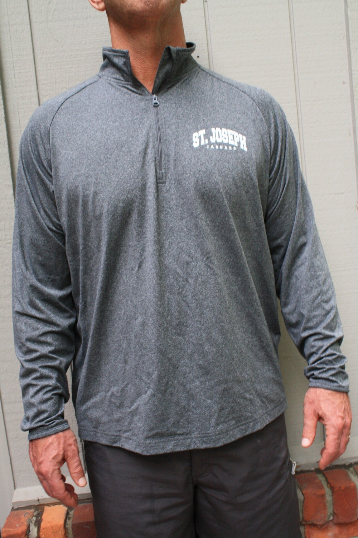Mens Sport-Tek 1/4 Zip Pullover