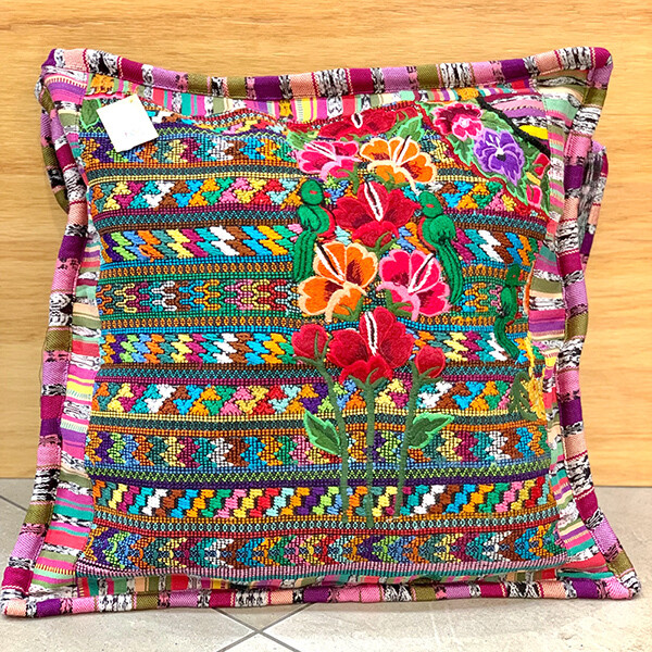 Embroidered Cushion Covers- Xela