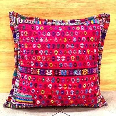 Embroidered Cushion Cover Set- San Lucas