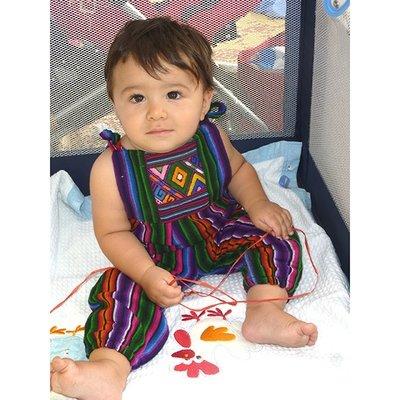 Jaspe Baby Overalls