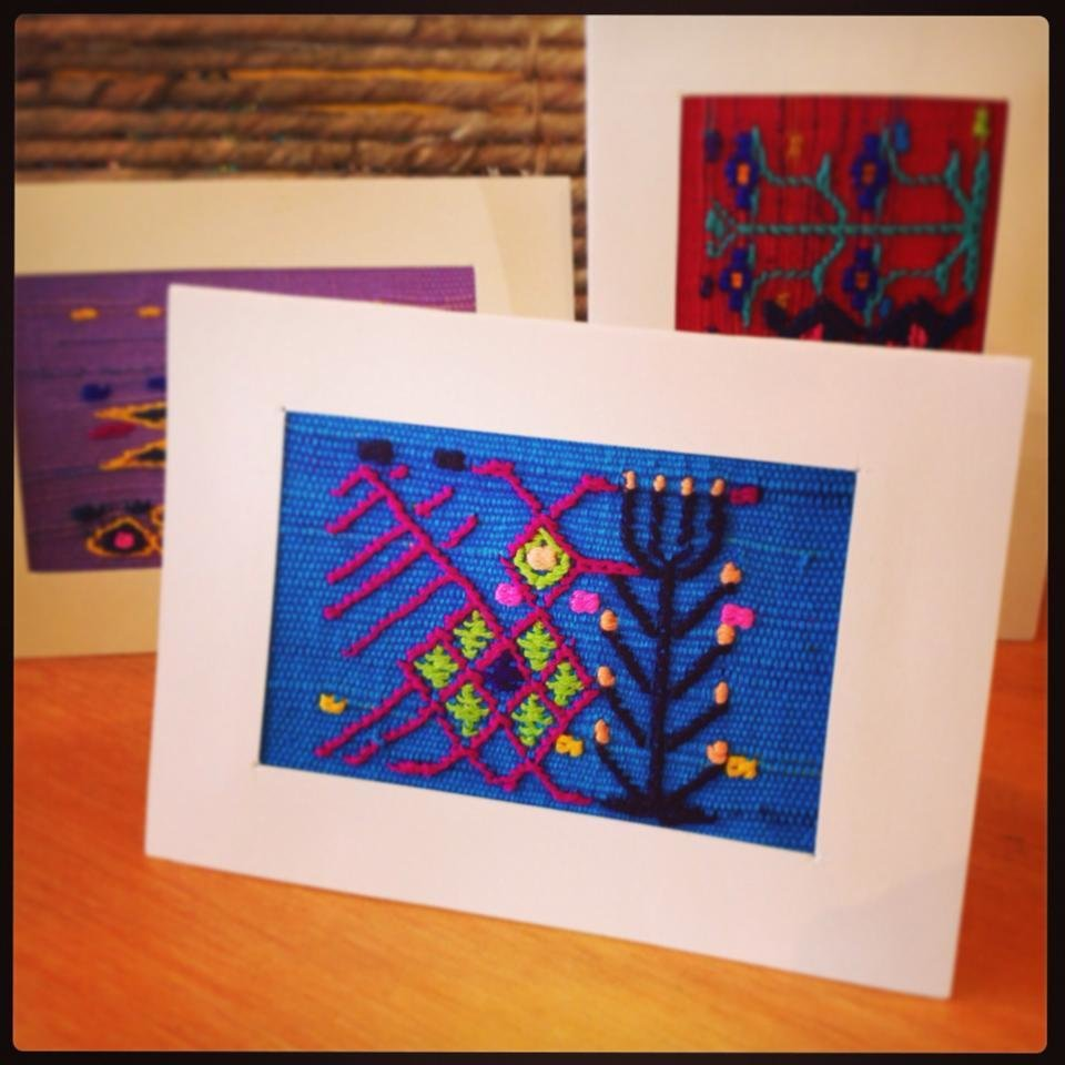 Tapestried Gift Cards- FREE POSTAGE