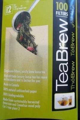 TeaBrew Tea Filters