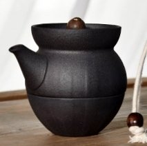 Clay Tea Set for One