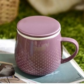 Infuser Mug with cover