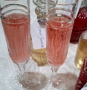 New Year's Eve Day Afternoon Tea Celebration