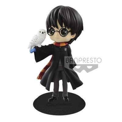 PRE-ORDER Harry Potter Q Posket Harry with Hedwig Regular Ver.