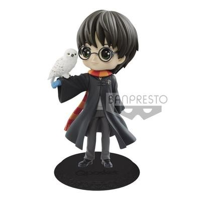 PRE-ORDER Harry Potter Q Posket Harry with Hedwig Pearl Ver.