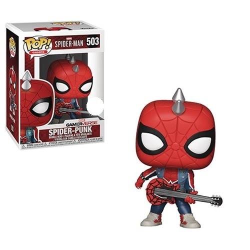 PRE-ORDER Exclusive Spider-Man Video Game Spider-Punk Pop! Vinyl Figure