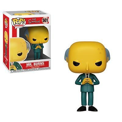 Simpsons - Mr. Burns Pop! Vinyl Figure