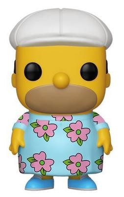 Simpsons - Muumuu Homer Exclusive Pop! Vinyl Figure