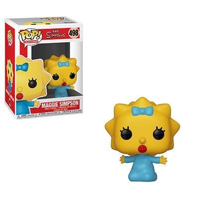 Simpsons - Maggie Simpson Man Pop! Vinyl Figure