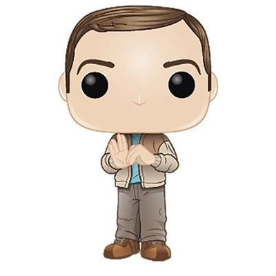 The Big Bang Theory - Sheldon Pop! Vinyl Figure