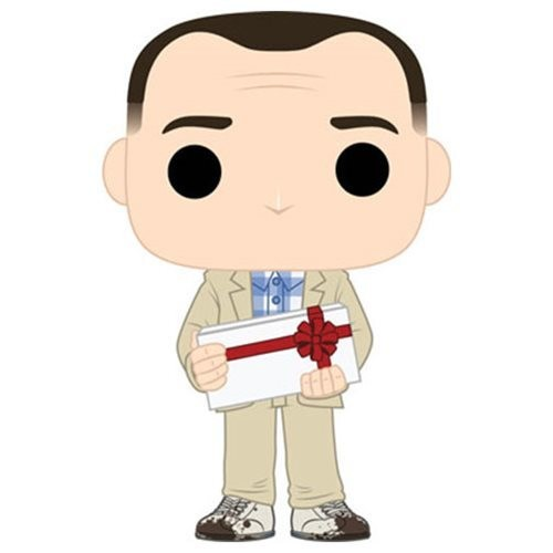PRE-ORDER Forrest Gump Forrest with Chocolates Pop! Vinyl Figure