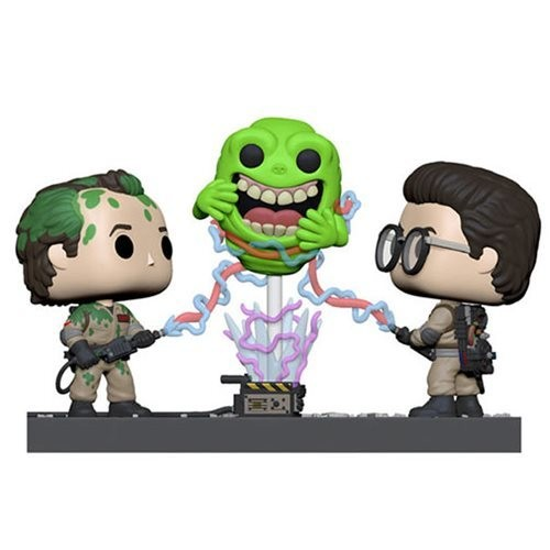 PRE-ORDER Ghostbusters Banquet Room Pop! Vinyl Figure Movie Moments