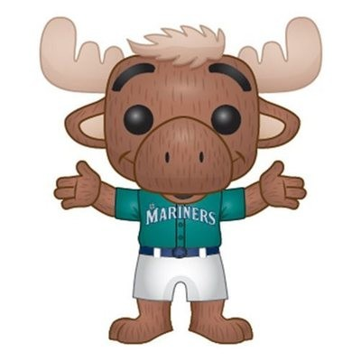 MLB Seattle Mariners Mariner Moose Pop! Vinyl Figure