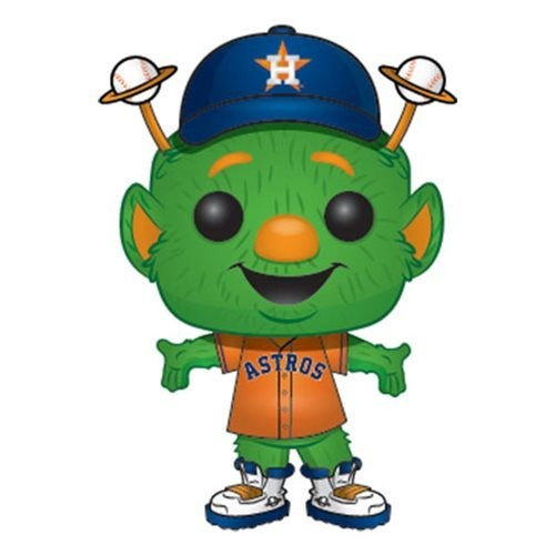 PRE-ORDES MLB Houston Astros ORBIT Pop! Vinyl Figure
