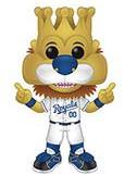 PRE-ORDES MLB Kansas City Royals Sluggerrrr Pop! Vinyl Figure