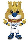 MLB Kansas City Royals Sluggerrrr Pop! Vinyl Figure