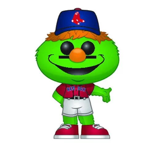 PRE-ORDES MLB Boston Red Sox Wally The Green Monster Pop! Vinyl Figure