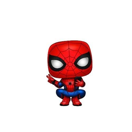 PRE-ORDER Spider-Man: Far From Home Spider-Man Hero Suit Pop! Vinyl Figure