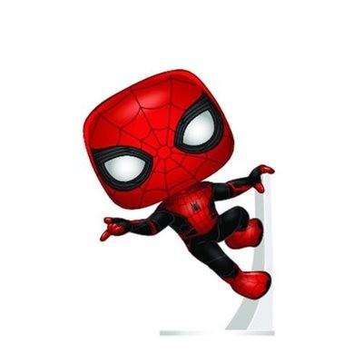 PRE-ORDER Spider-Man: Far From Home Spider-Man Upgraded Suit Pop! Vinyl Figure