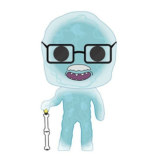 PRE-ORDER Rick and Morty Dr. Xenon Bloom Pop! Vinyl Figure