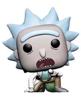 PRE-ORDER Rick and Morty - Get Schwifty Rick Exclusive Pop! Vinyl